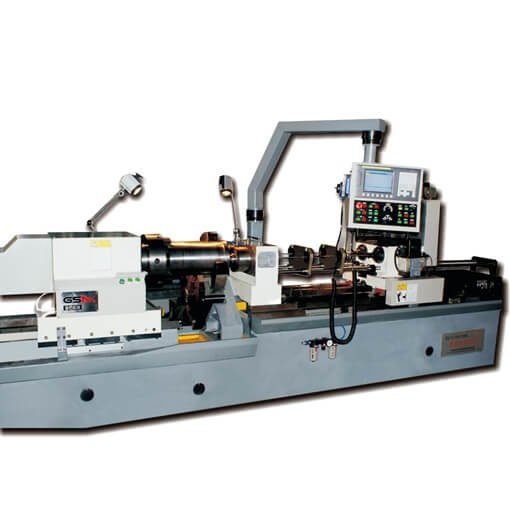 graduated gun drilling machine